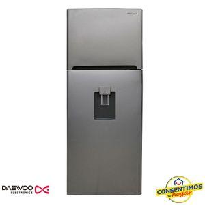 Refrigerador Winia Daewoo 322 litros  DFR-32210GMDX - Metálico