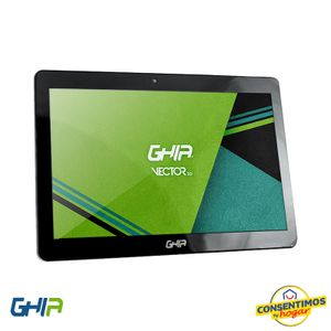 """Tablet Ghía VECTOR 3G 10.1"""" 2GB RAM 16GB DD"""